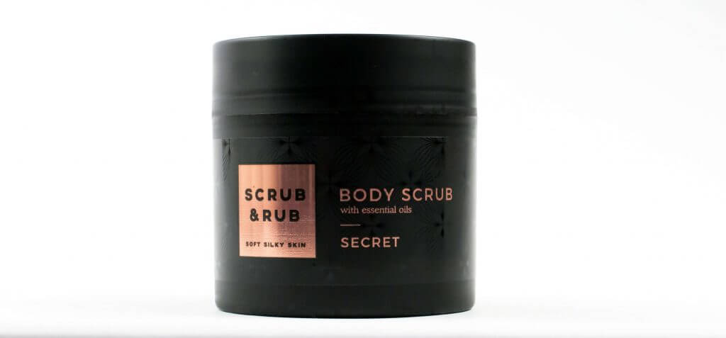 Body Scrub Secret